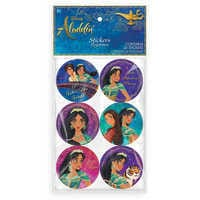 디즈니 알라딘 스티커 Disney Aladdin Party Stickers - Live Action Film