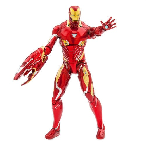 Iron Man Collector Edition Action Figure ? Marvel Select