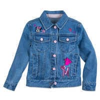 Image of Minnie Mouse Denim Jacket for Girls # 1