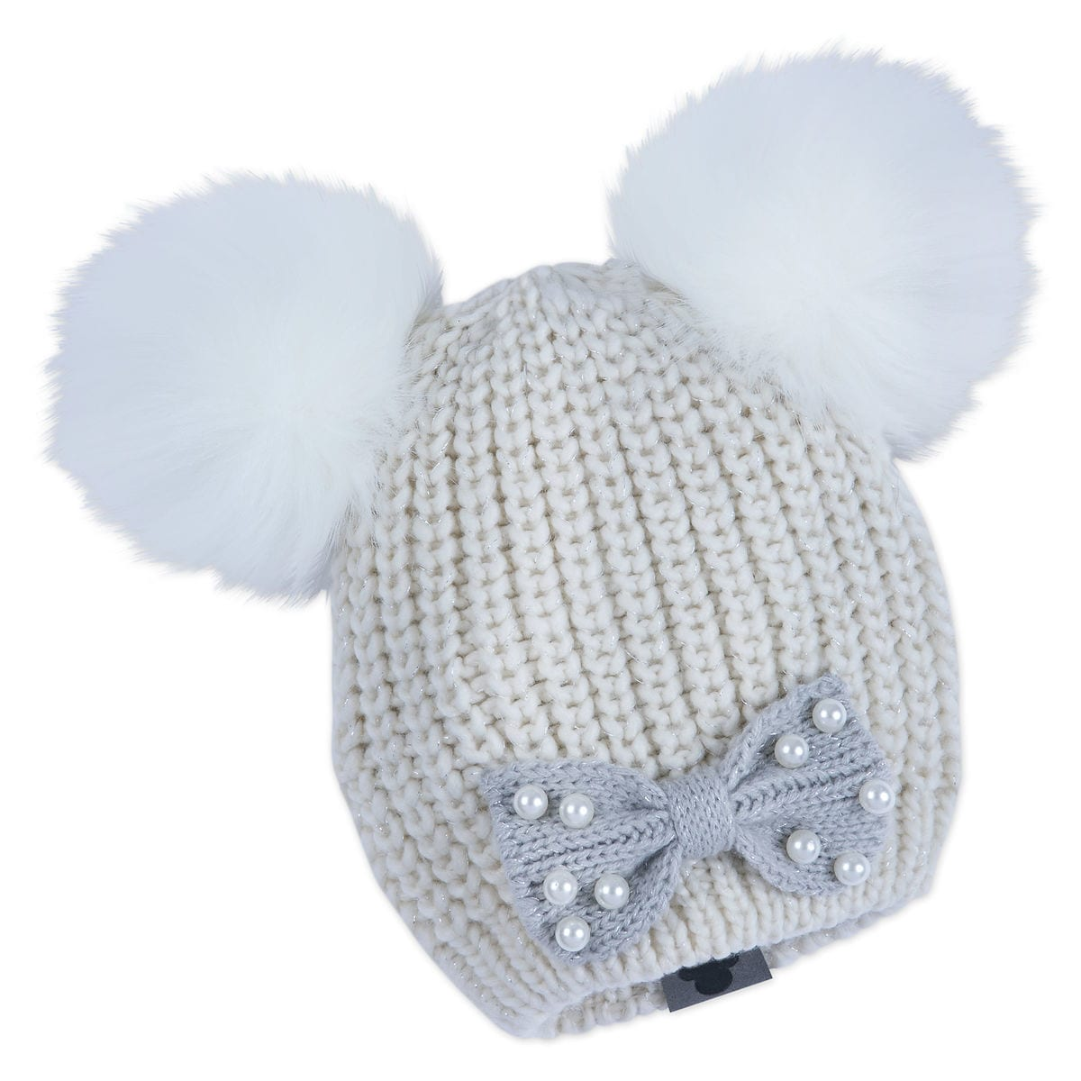 Minnie Mouse Knit Beanie For Adults Shopdisney