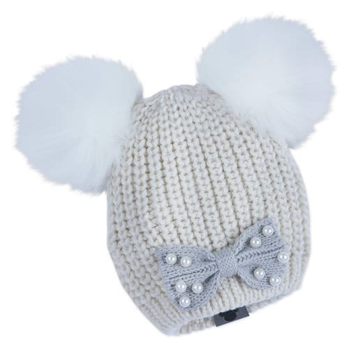 Minnie Mouse Knit Beanie For Adults by Disney