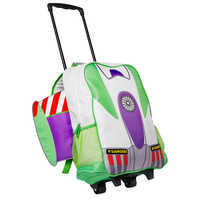 Image of Buzz Lightyear Rolling Backpack - Personalized # 2
