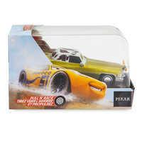 Image of Tex Dinoco Pull 'N' Race Die Cast Car - Cars # 3