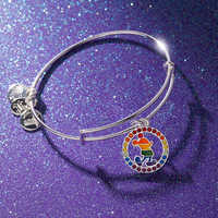Image of Rainbow Disney Collection Mickey Mouse Bangle by Alex and Ani # 4