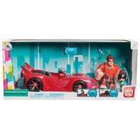 Image of Feature Slaughter Race Vehicle Set - Ralph Breaks the Internet # 2