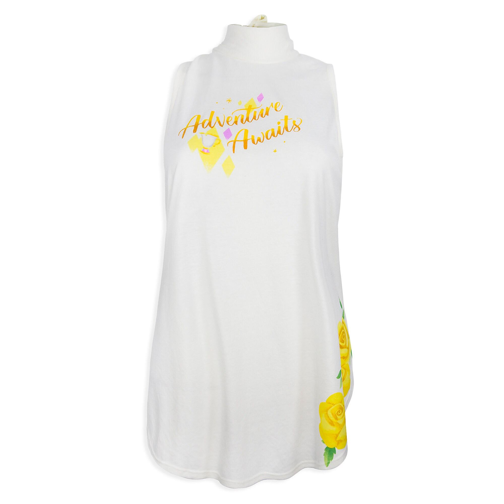 Belle Fashion T-Shirt for Women - Disney Princess Mystique