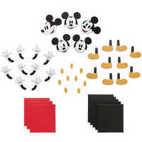 Image of Mickey Mouse Gift Wrap Set # 2