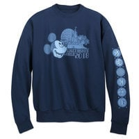 Image of Mickey Mouse Sweatshirt for Adults - Walt Disney World 2018 # 1