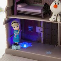 Image of Disney Animators' Little Collection Arendelle Castle Surprise Feature Playset - Frozen # 3
