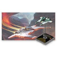 Image of Star Wars X-Wing 2nd Edition: Fang Fighter Expansion Pack # 2