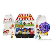 Image of Buzz Lightyear Star Adventure Play Set - Toy Story 4 # 1