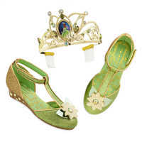 Image of Tiana Costume Accessories Collection for Kids # 1