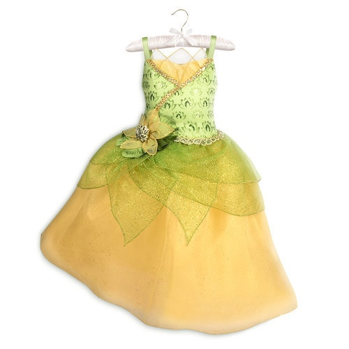 Tiana Costume for Kids - The Princess and the Frog