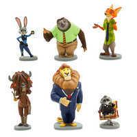 Image of Zootopia Figurine Playset # 1