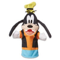 Mickey Mouse and Friends Soft and Cuddly Hand Puppets by Melissa & Doug