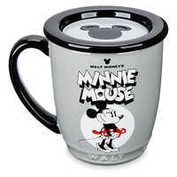 Image of Mickey and Minnie Mouse Mug and Coaster Set - Walt Disney Studios # 2
