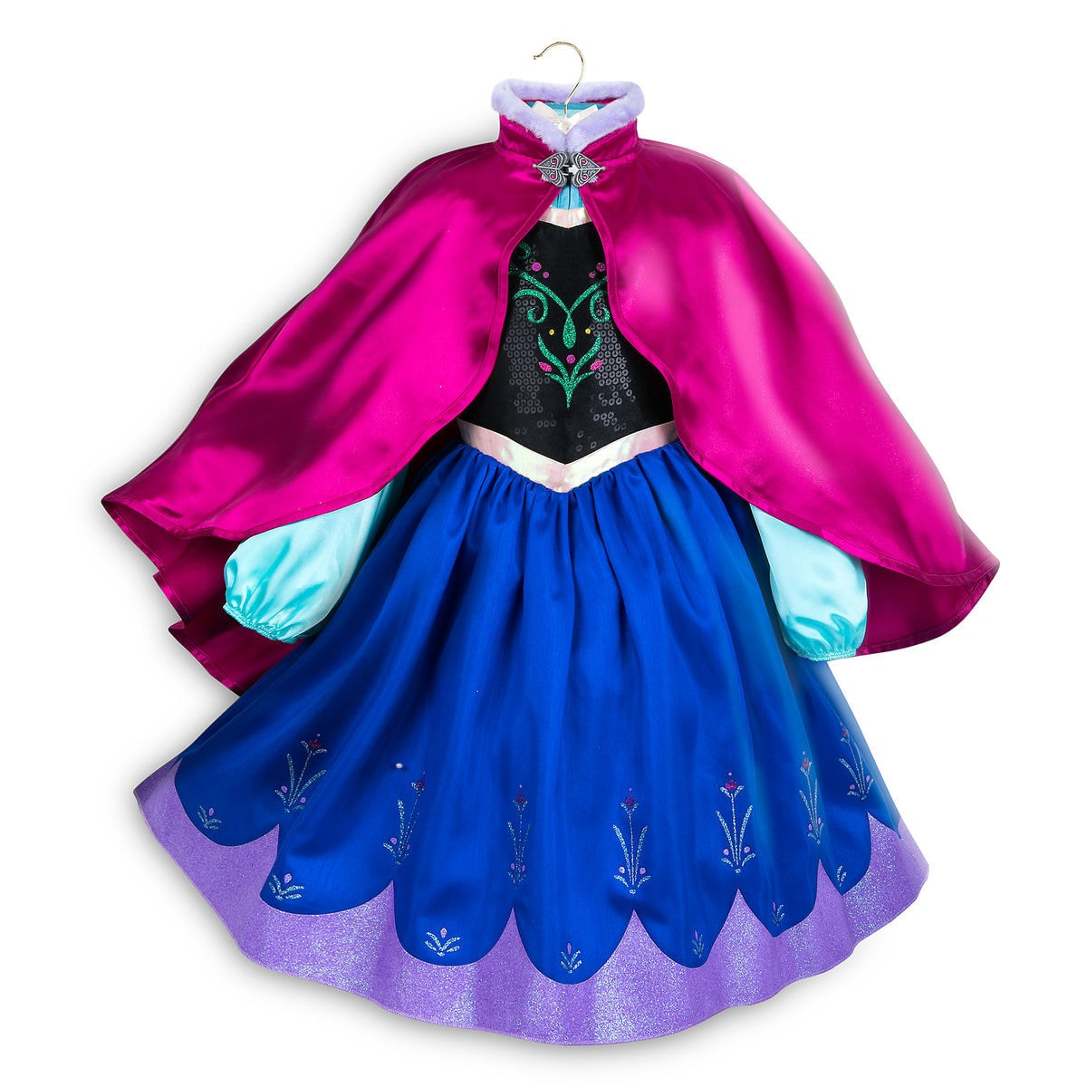 Product Image of Anna Costume for Kids - Frozen   1 15224029a