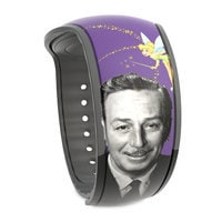 Image of Walt Disney and Tinker Bell MagicBand 2 - Limited Release # 1