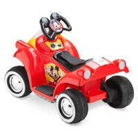 Image of Mickey Mouse Electric Ride-On Quad # 2