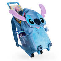 Image of Stitch Rolling Backpack - Personalized # 7