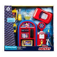 Image of Mickey and the Roadster Racers Gas Station Playset # 2