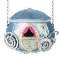 Image of Cinderella Pumpkin Coach Purse by Danielle Nicole # 2
