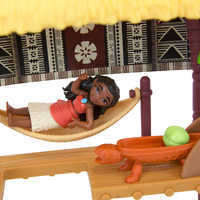 Image of Disney Moana Island Fale Playset # 2