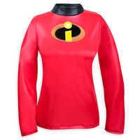 Image of Mrs. Incredible Costume for Adults - Incredibles 2 # 4