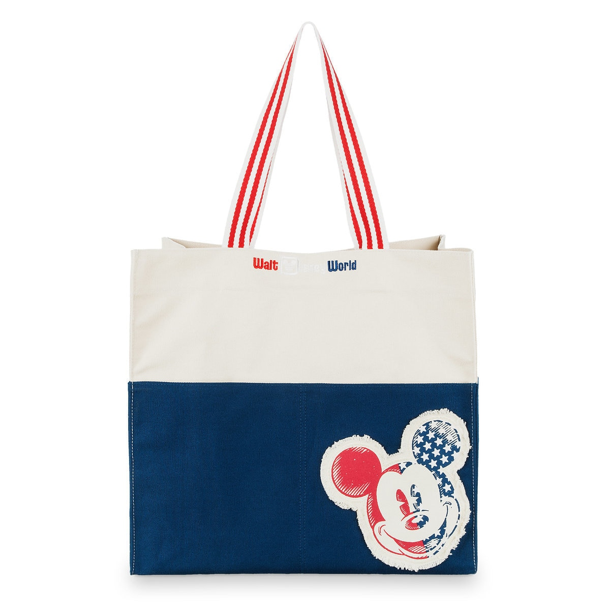 3a79d6a6ebc Product Image of Mickey Mouse Americana Tote Bag - Walt Disney World # 1