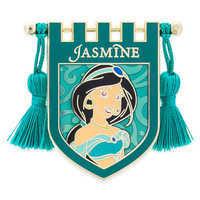 Image of Jasmine Banner Pin # 1