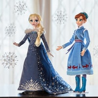 Elsa Doll - Olaf's Frozen Adventure - Limited Edition