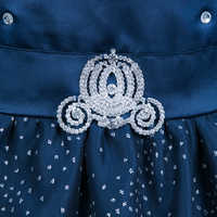 Image of Cinderella Fancy Dress for Girls # 3