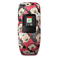Image of Minnie Mouse vivofit jr. 2 Activity Tracker for Kids by Garmin # 4
