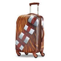 Image of Chewbacca Luggage - Star Wars - American Tourister - Small # 1