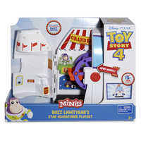 Image of Buzz Lightyear Star Adventure Play Set - Toy Story 4 # 8