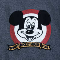 Image of Mickey Mouse Club Varsity Jacket for Men # 3