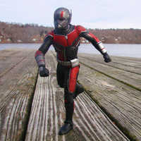 Image of Ant-Man Collector Edition Action Figure - Marvel Select # 2