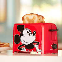 Image of Mickey Mouse 2-Slice Toaster # 4