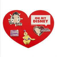 Image of Disney Prince Pin Set 1 - Oh My Disney # 2