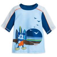 Image of Mickey Mouse Rash Guard for Boys # 1