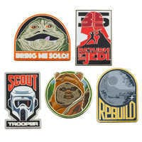 Image of Return of the Jedi 35th Anniversary Mystery Pin # 1