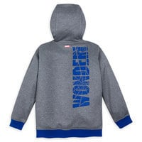Image of Spider-Man Zip Hoodie for Boys - Personalizable # 5