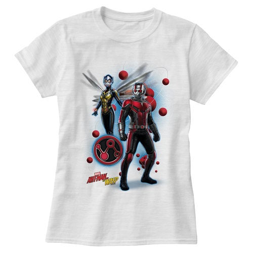 Ant-Man and The Wasp: Pym Particles Badge T-Shirt for Women - Customizable