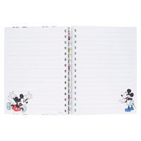 Mickey Mouse '80s Flashback Journal - White