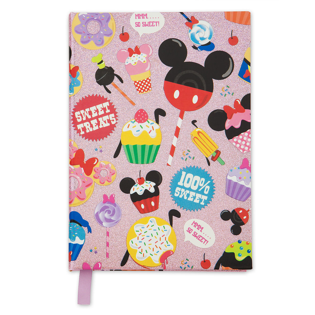 b64fc185de Product Image of Mickey Mouse and Friends Sweet Treats Journal   1