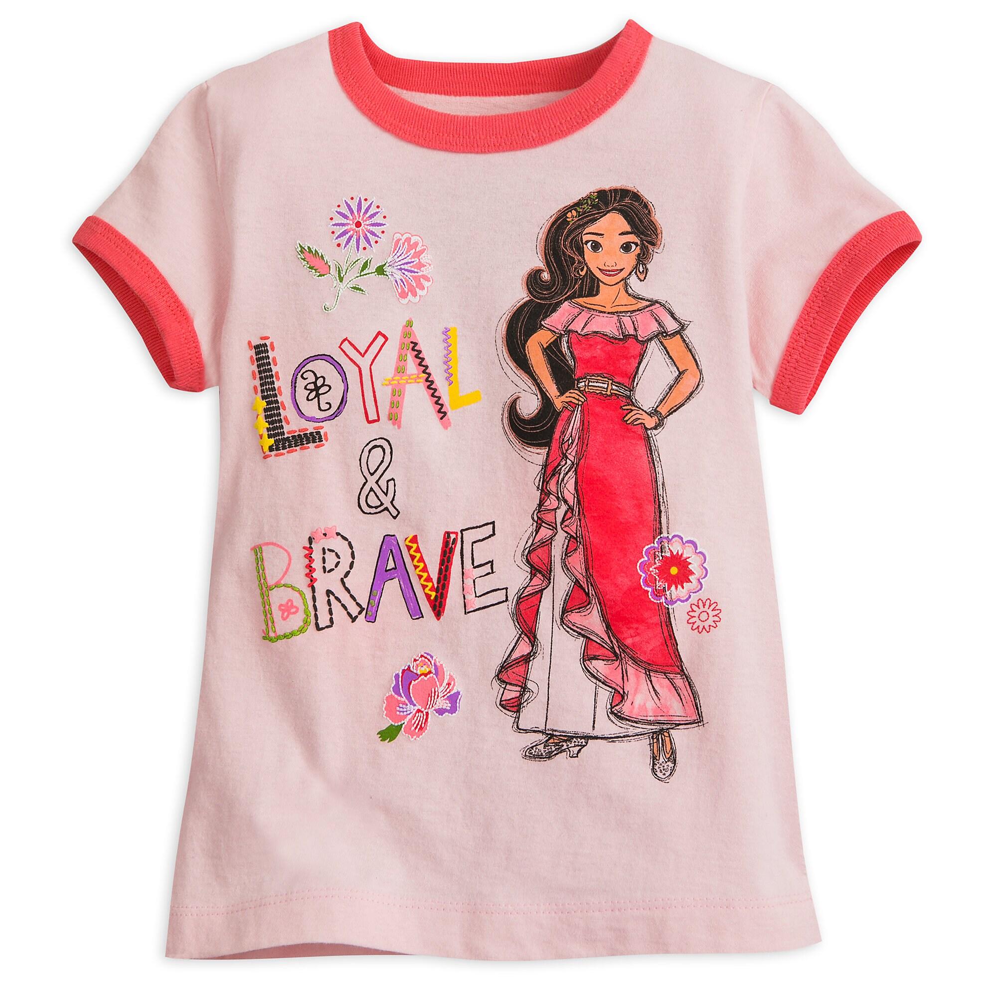 Elena Ringer T-Shirt for Girls