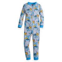 Image of Stitch Stretchie Sleeper for Kids # 1