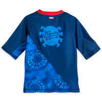 Image of Spider-Man Rash Guard for Boys # 3