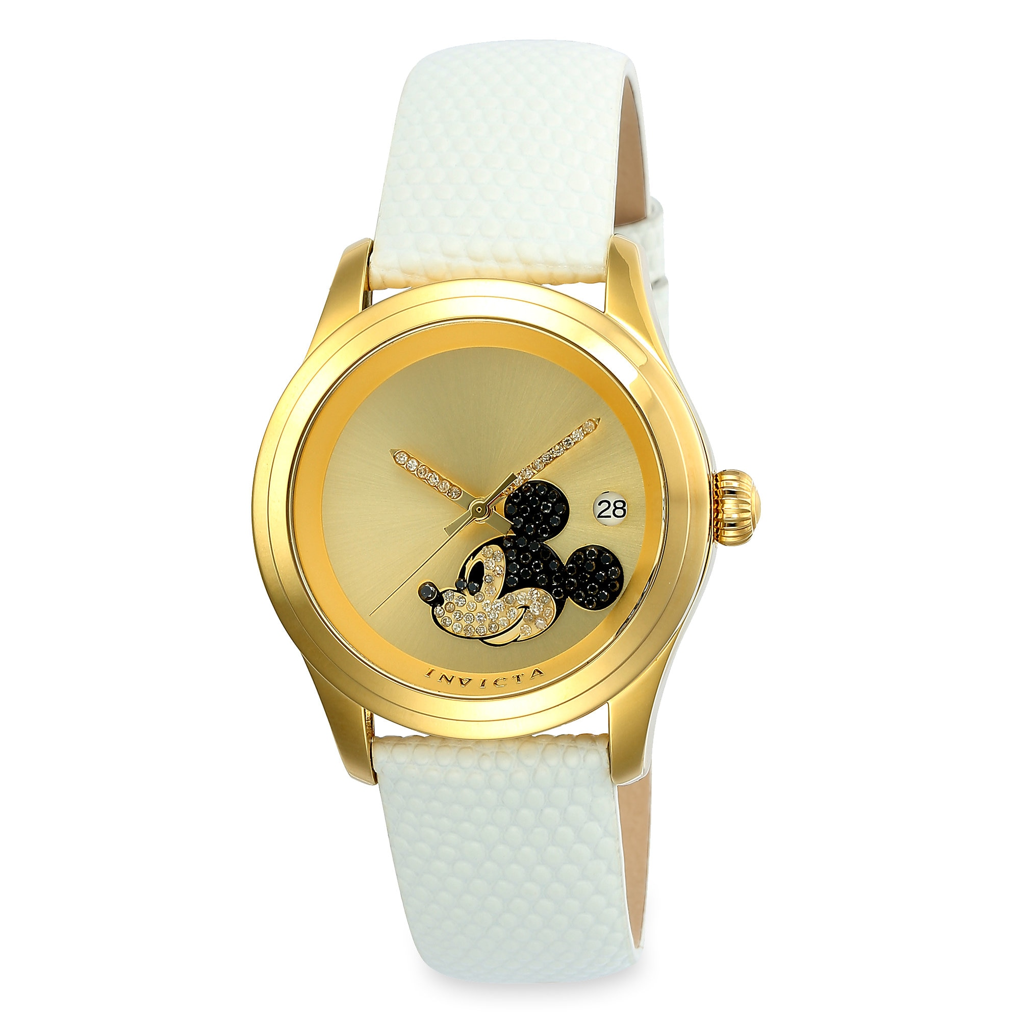 Mickey Mouse Jeweled Watch for Women by INVICTA - Limited Edition
