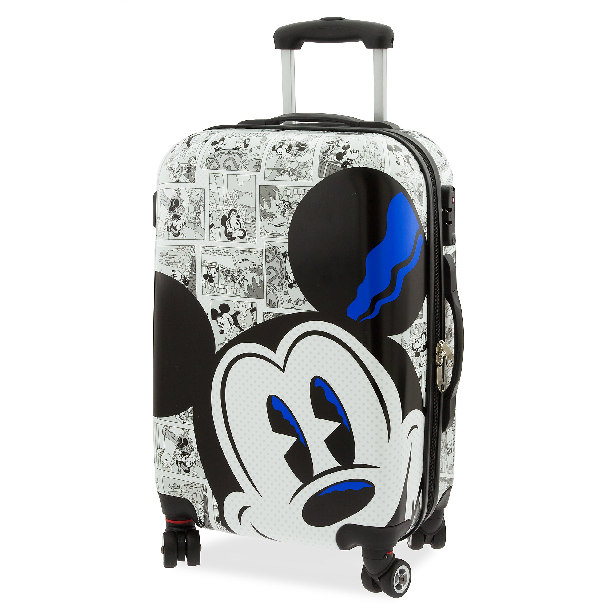 Mickey Mouse Comic Luggage - Small